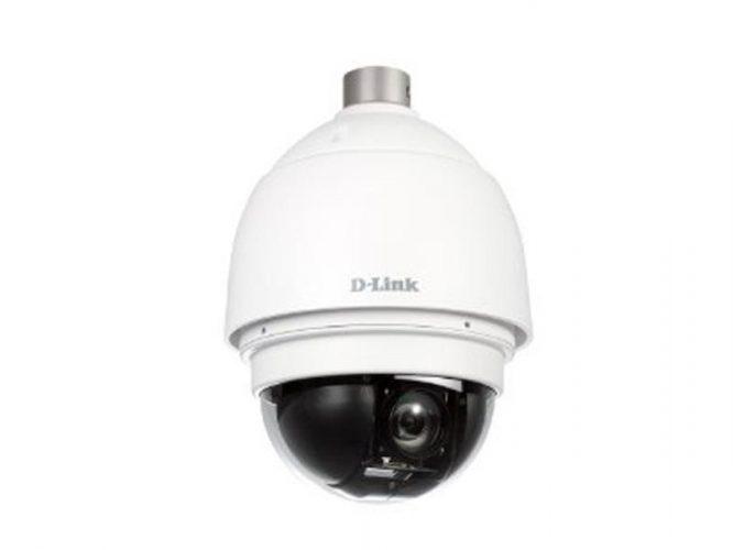 دوربین تحت شبکه سقفی ضد آب چرخش در همه جهات دی-لینک DCS-6915