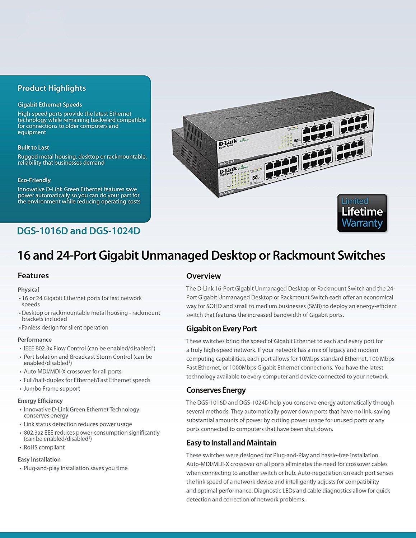 فروش DGS-1024D