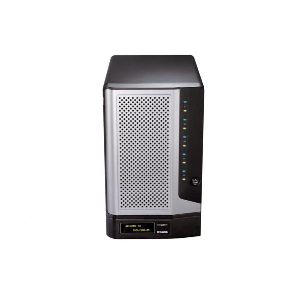 ذخیره ساز تحت شبکه 5 بی دی لینک DNS-1200-05