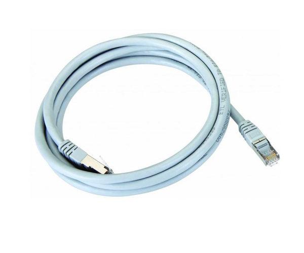 کابل شبکه دی لینک 2 متری کت 6 | D-Link NCB-C6SGRYR1-2 CAT6 STP Patch Cord 24AWG Network Cable 2m