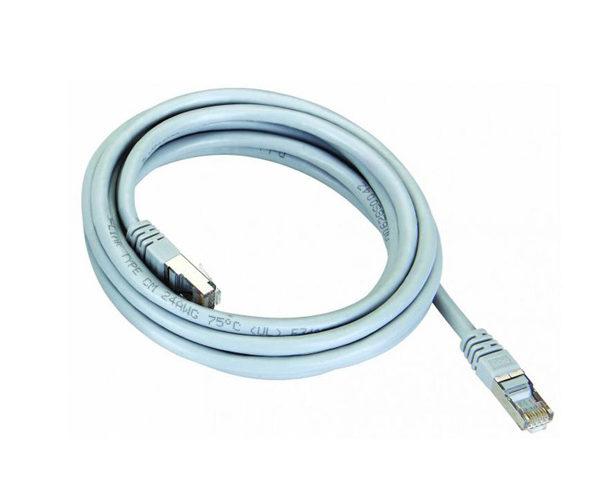 کابل شبکه دی لینک 3 متری کت 6 | D-Link NCB-C6SGRYR1-3 CAT6 STP Patch Cord 24AWG Network Cable 3m