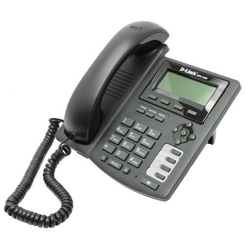 گوشی تلفن تحت شبکه دی لینک DPH-150SE-F4