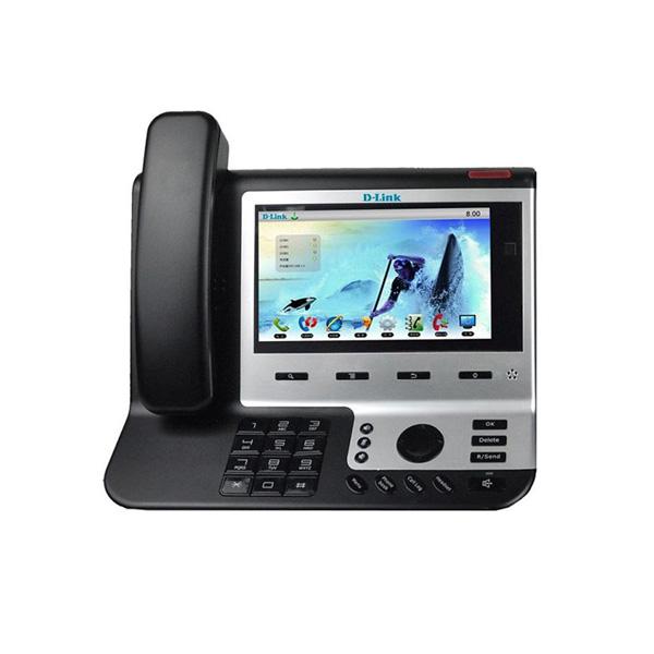 تلفن دی لینک تحت شبکه با سیستم عامل اندروید دی-لینک DPH-850S
