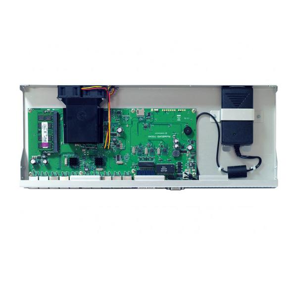 روتر 13 پورت گیگابیت رکمونت میکروتیک RB1100AHx2