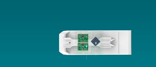 اکسس پوینت CPE فضای خارجی ۳۰۰ مگابیت بر ثانیه ۲٫۴ گیگاهرتز تی پی لینک CPE510