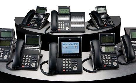 آشنایی با گوشی تلفن تحت شبکه