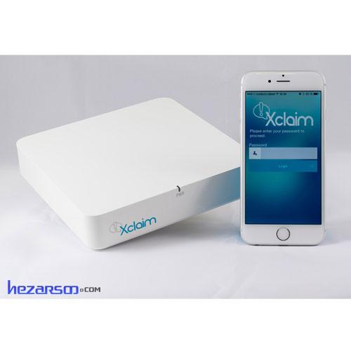 اکسس پوینت اکس کلیم وایرلس N300 مناسب فضای داخلی Xclaim Xi-1 WiFi Access Point
