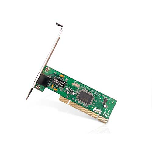 کارت شبکه 10,100 مگابایت اینترنال PCI تی پی-لینک TF-3200