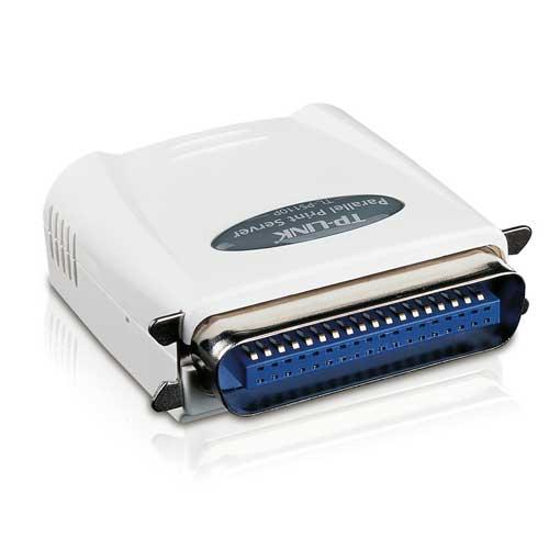 پرینت سرور شبکه با پورت پارالل تی پی لینک TP-LINK TL-PS110P