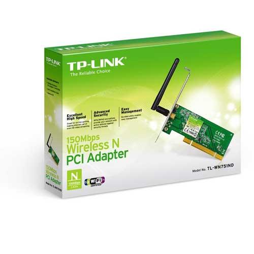 کارت شبکه وایرلس PCI Express دوباند تی پی لینک TL-wn951n TP-LINK
