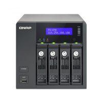 ذخیرهساز تحت شبکه بدون هارددیسک دارای 4 ورودی هارد کیونپ مدل QNAP TS-470