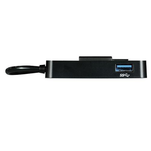 هاب یو اس بی 3 چهار پورت دی-لینک D-LINK DUB-1341 USB 3.0 Portable Hub