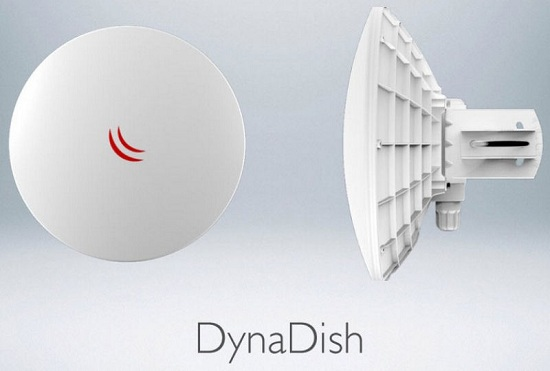 داینادیش Mikrotik DynaDish 5