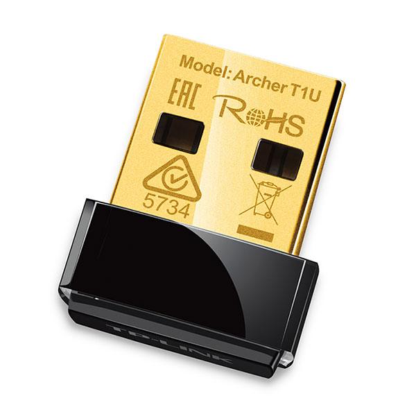 کارت شبکه وایرلس یو اس بی سری AC450 تی پی لینک TP-LINK Archer T1U