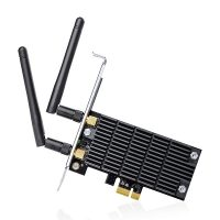 کارت شبکه وایرلس PCI Express سه آنتن دوباند سری AC1900 تی پی لینک TP-LINK Archer T8E