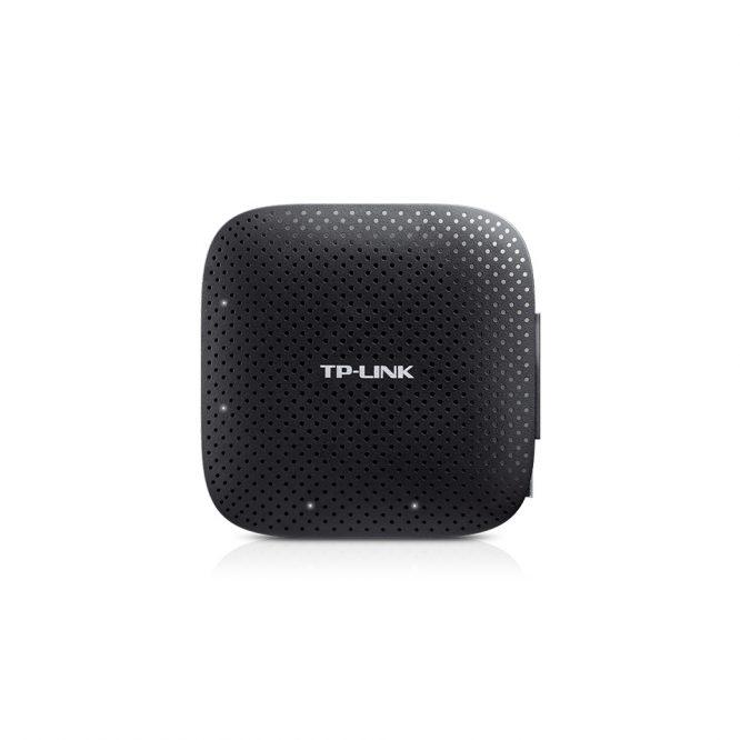 هاب USB 3.0 چهار پورت تی پی-لینک TP-LINK UH400