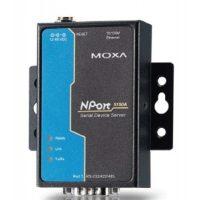 مبدل سریال به اترنت صنعتی موگزا MOXA NPort 5150A Serial to Ethernet Device Server