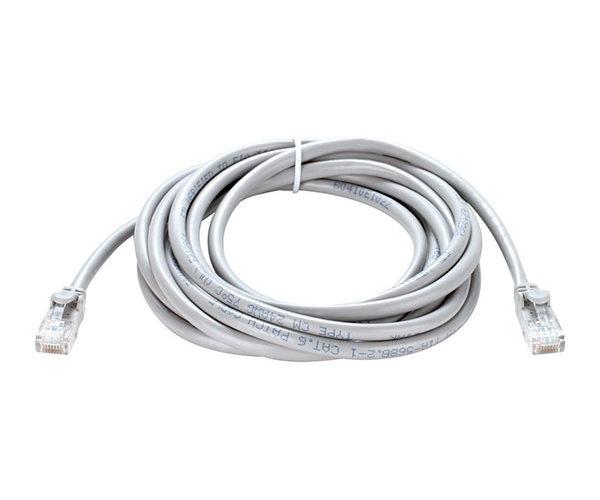 کابل شبکه دی لینک 15 متری کت 6 بدون شیلد   D-Link NCB-C6UGRYR1-15 CAT6 UTP Patch Cord 24AWG Network Cable 15m