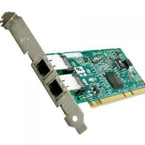 کارت شبکه سرور اینتل دو پورت گیگ Intel Dual Port Server Adapter1000Mbps PCI