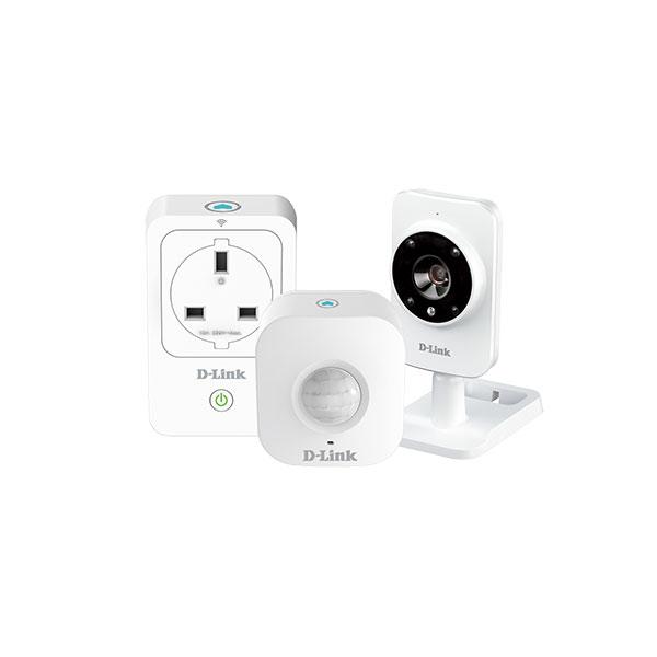 استارتر کیت خانه های هوشمند دی-لینک D-Link DCH-100KT