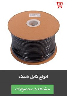 کابل های شبکه حلقه ای