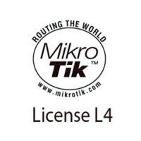 لایسنس L4 میکروتیک Mikrotik License Level 4