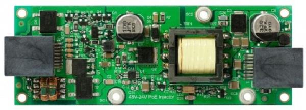 مبدل POE میکروتیک 48V to 24V PoE Converter