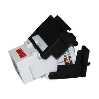 کیستون Cat6 UTP with locker متا الکترونیک 1060018Mata Electronic