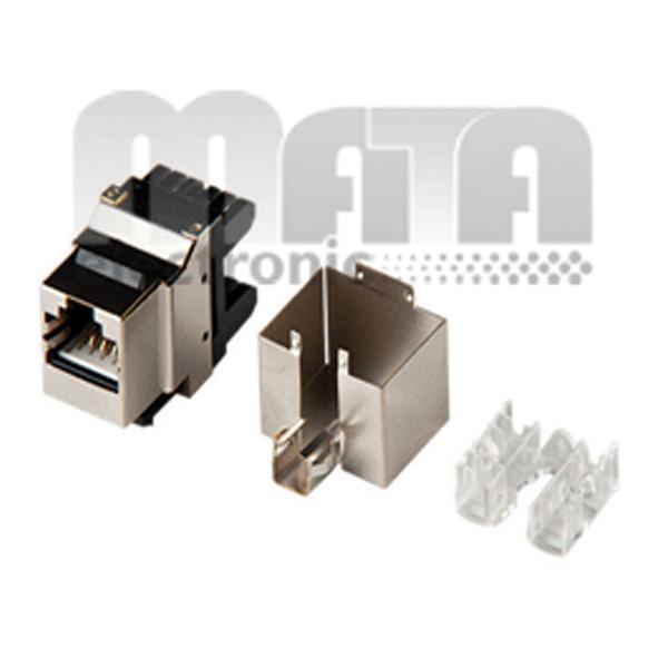 کیستون 180درجه Cat5e FTP متا الکترونیک ME-1711130241 Mata Electronic
