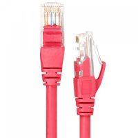 پچ کورد 0/5 متری Cat6 PVC برای کاربرد معمول DSE-D605