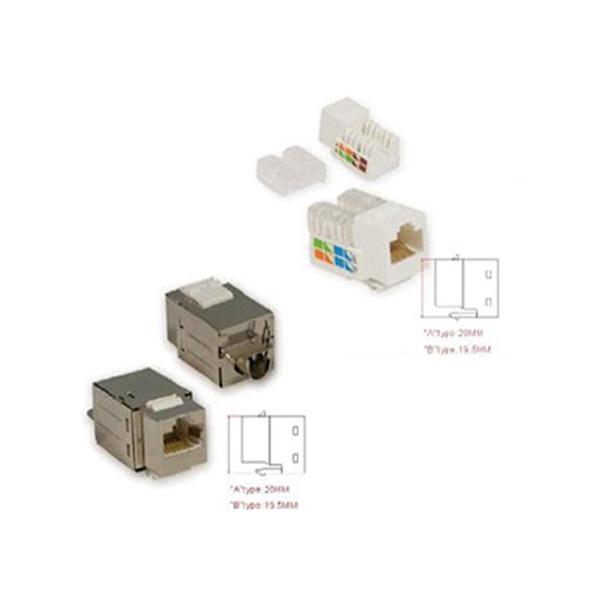کیستون شبکه بدون نیاز به ابزار Cat5e سانت S 5UKYSUN Sunet