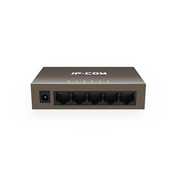 سوییچ 5 پورت 10,100 آی پی کام F1005 IP-COM