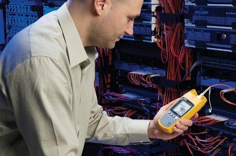 نحوه آزمایش کابل اترنت با تستر کابل شبکه