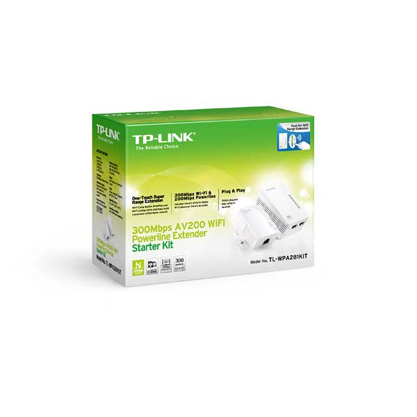TL-WPA281KIT TP-Link