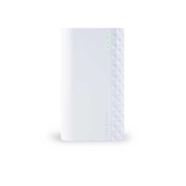 پاوربانک-شارژر همراه با ظرفیت 5200mAh تی پی-لینک TP-LINK TL-PB5200