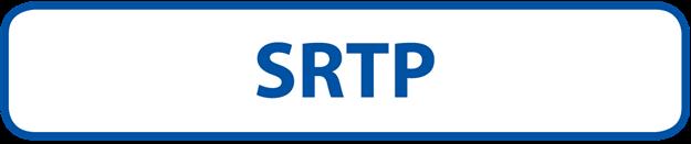 پشتیبانی از پروتکل امنیتی SRTP