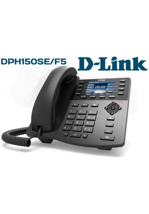 گوشی تلفن تحت شبکه دی-لینک مدل DPH-150SE F5