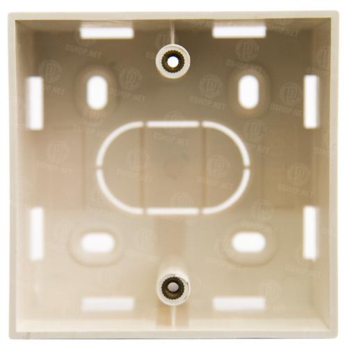 بک باکس دیواری عمیق 47mm کیفیت بینظیر آلفا a04B101 Alfa