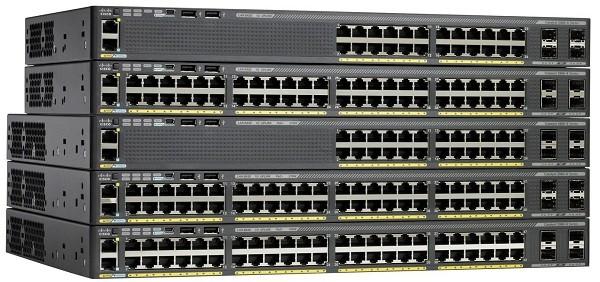 آشنایی با سوئیچ های سری 2960XR و 2960X سیسکو Cisco