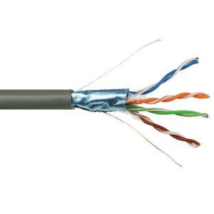 کابل شبکه حلقه 305 متری کی نت پلاس CAT5E SF/UTP k-net plus