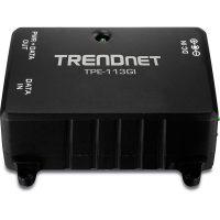 آداپتور PoE گیگابیتی ترندنت TPE-113GI Trendnet