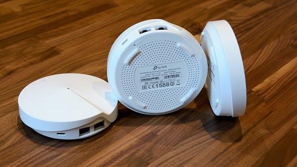 بررسی سیستم مش وایفای Deco M۵ Whole-Home تیپیلینک: وایفای امن در همهجای خانه
