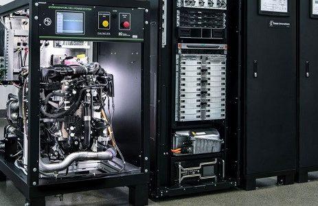 استفاده از سلول های سوختی برای تامین انرژی دیتاسنترها