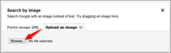 جستجوی تصاویر مشابه با Google Images
