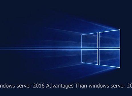 قابلیت های جدید Windows Server 2016 نسبت به Windows Server 2012