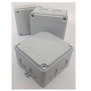 جعبه تقسیم پلاستیکی ABS روکار پارسا