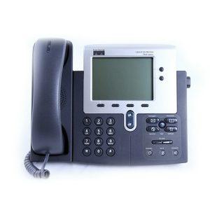 تلفن تحت شبکه دست دوم سیسکو Cisco IP Phone 7970G