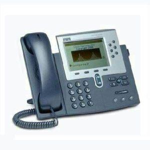 گوشی تلفن تحت شبکه سیسکو دست دوم ip phone cisco7960