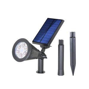پرژکتور خورشیدی گرد سنسوردار YH0502C-PIR خورشید نور
