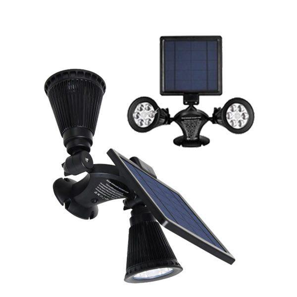 پرژکتور خورشیدی گرد دو سر سنسوردار YH0502E-PIR خورشید نور |